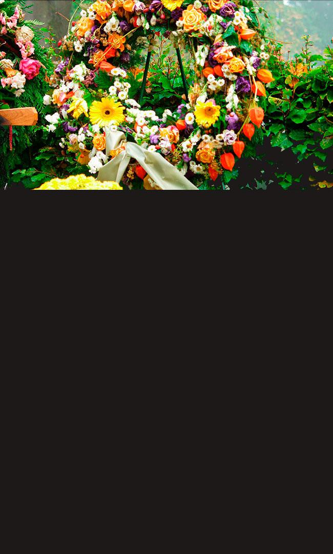 Flores Funerales