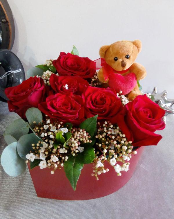 Corazón San Valentín 22